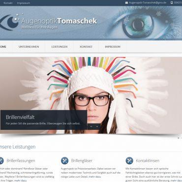 Augenoptik Tomaschek