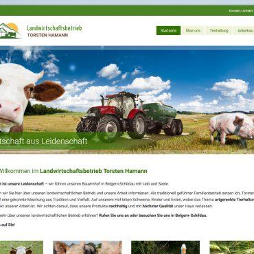Landwirtschaftsbetrieb Hamann