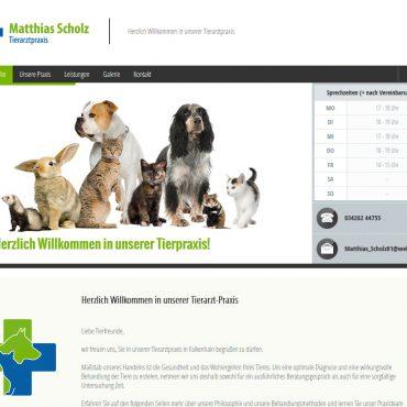 Tierarztpraxis Matthias Scholz