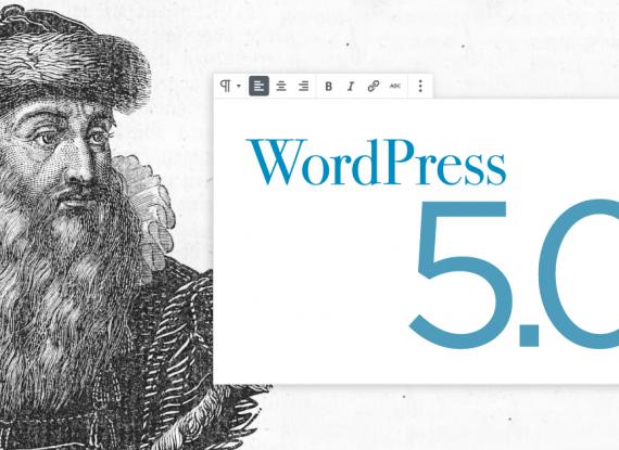 """WordPress 5.0 """"Bebo"""" veröffentlicht"""
