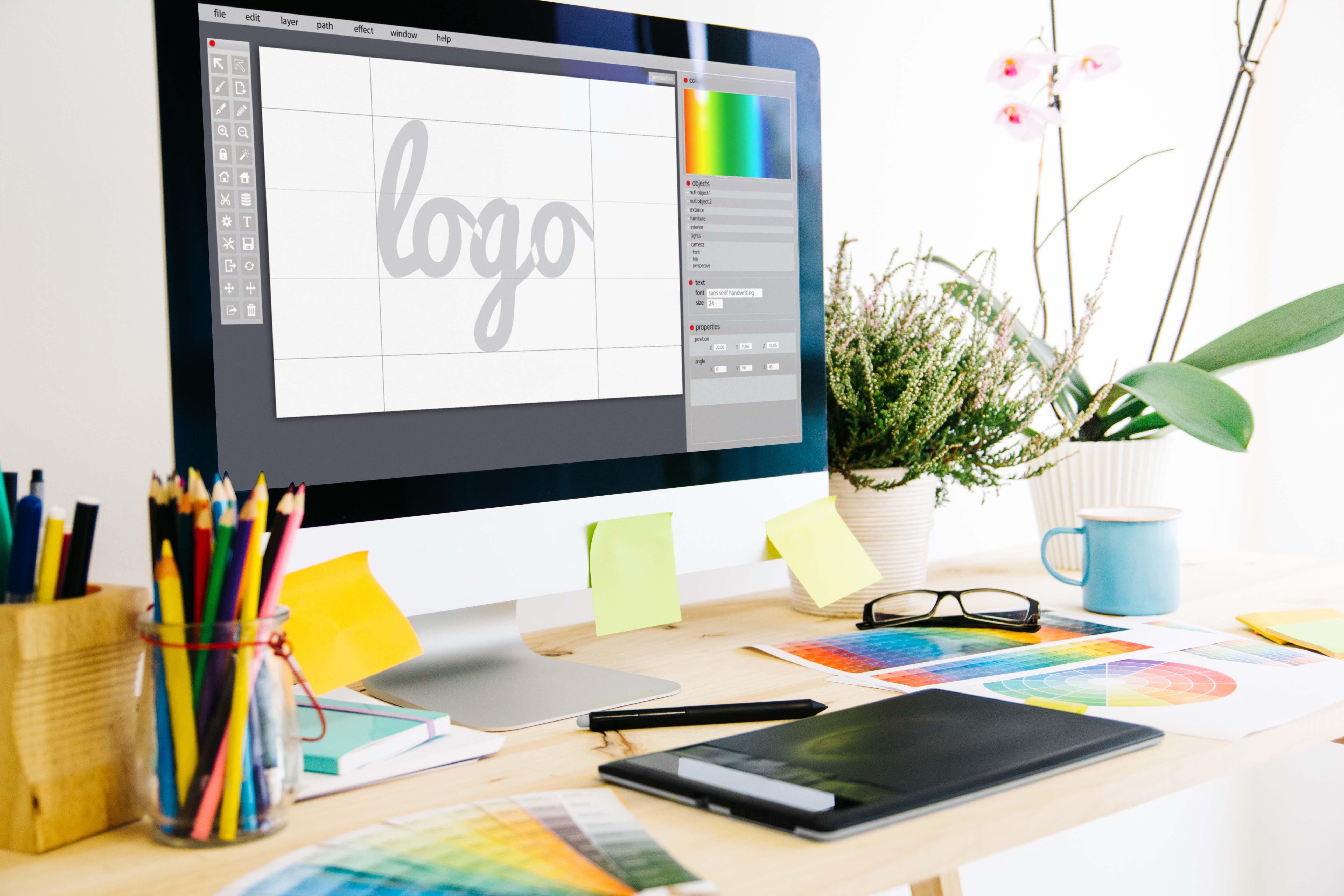 Logodesign – Das sind die Trends für 2019